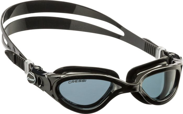 Cressi Flash Tinted Lens Goggles 2021 - Black