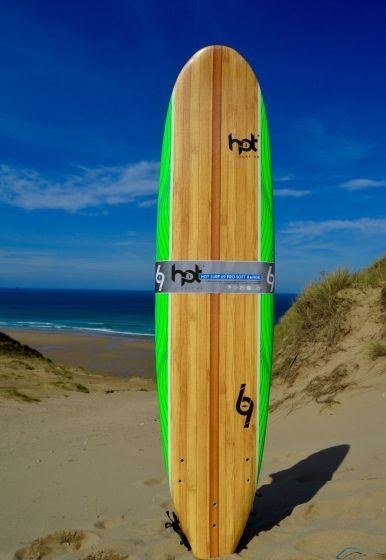 Hot Surf 69 8ft Surfboard Package Deal