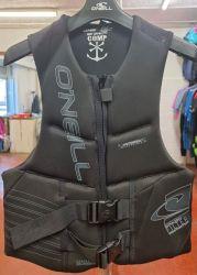 O'Neill Outlaw Comp Vest 2020 - Black