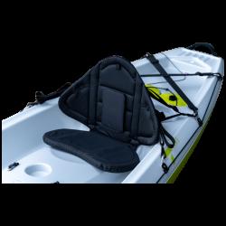 Tahe Kayak Backrest - Black