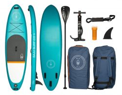 """Baju Flow 10'6"""" Inflatable Stand Up Paddle Board"""