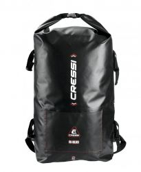 Cressi Dry Gara 60lt Dive Bag - Black