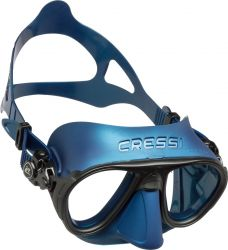 Cressi Calibro dive mask - navy