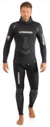 Cressi Apnea Mens Complete 5mm Dive Wetsuit -Black