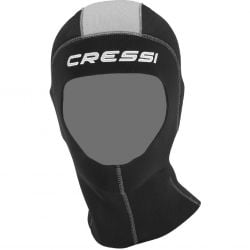 Cressi Standard 3mm Wetsuit Hood 2021 - Black