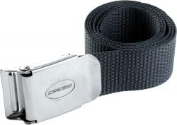 Cressi Weight Dive Belt - Black