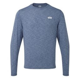 Gill Holcombe Crew Mens Long Sleeve Top 2021 - Ocean
