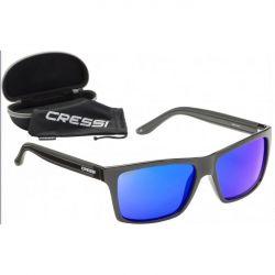 Cressi Rio Sunglasses 2021 - Black/Blue