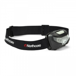 Northcore USB Head Torch 2021 - Black