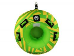 Radar Vortex 1 Person Tube with Rope 2021 - Yellow/Green front