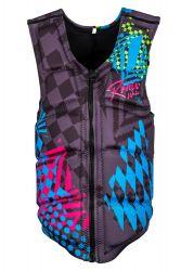 Ronix Party Athletic Cut Impact Vest 2021 front