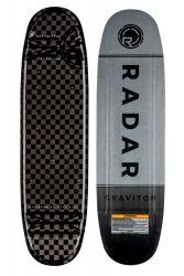 Radar Graviton Trick Water Ski 2021 - Sliver