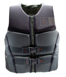 Hyperlite Prime CGA Impact Vest 2021 - Grey - Front