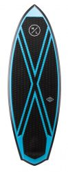 Hyperlite Shim 5ft 3 Wakesurf Board 2021 - Blue