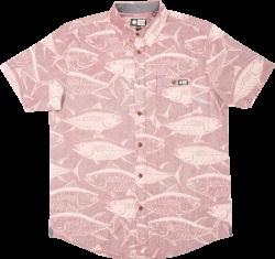 Salty Crew Longline Shirt - Clay