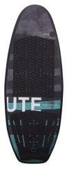 Hyperlite UTE Utility Wakesurf  Board 2021 - Black - Front