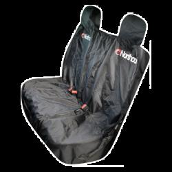 Northcore Rear Triple Seat Cover 2021 - Black