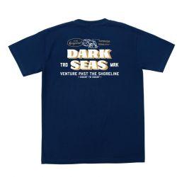 Dark Seas The Original T Shirt - Navy