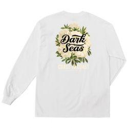 Dark Seas Victory Long Sleeve T Shirt - White