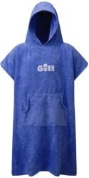Gill Unisex Changing Robe 2021 - One Size Fits All - Front View