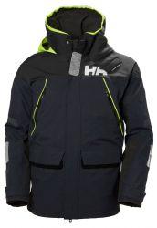 Helly Hansen Mens Skagen Offshore Jacket 2021 - Ebony - Front