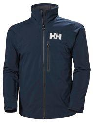 Helly Hansen Mens Midlayer HP Racing Sailors Jacket 2021 - Navy - Front