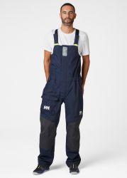 Helly Hansen Mens Sailing Pier Bib Trousers - Navy