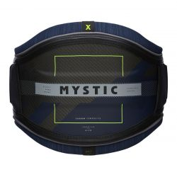 Mystic Majestic X Waist Harness NO BAR 2021 - Night Blue - Front