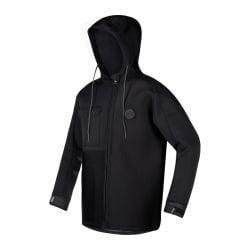 Mystic Ocean Neoprene Jacket 2021 - Black