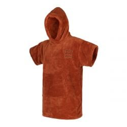 Mystic Junior Teddy Poncho 2021 - Rusty Red