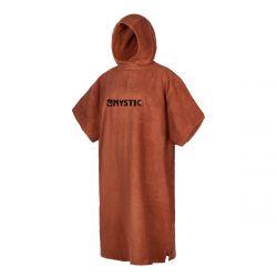 Mystic Regular Poncho 2021 - Rusty Red