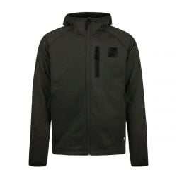 Mystic Icon Sports Sweat Jacket - Brave Green
