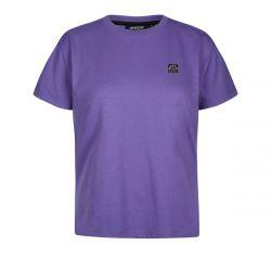 Mystic Lowe Womens Tee 2021 - Purple - Front