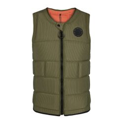 Mystic Dom Impact Vest - Brave Green