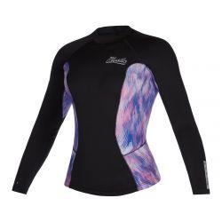 Mystic Diva 2mm Womens Wetsuit Vest 2021 - Purple/Black