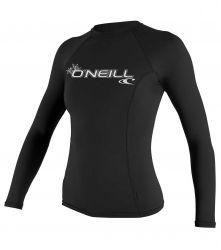 O'Neill Womens' Basic Skins L/S Crew Sun Shirt 2020