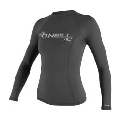 O'Neill Basic Skins Long Sleeve Women's Rash Guard 2019