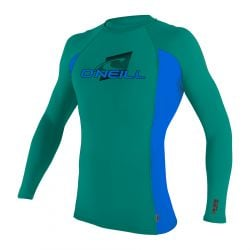 O'Neill Premium Skins Long Sleeve Youth Rash Guard