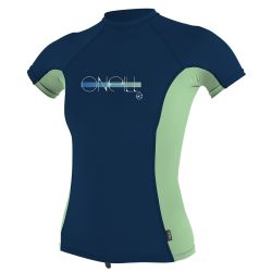 O'Neill Skins Premium Girls Rash Guard