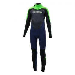 O'Neill Epic 4/3mm Youth Back Zip Wetsuit 2021 - Navy