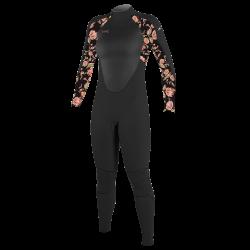 Epic 4/3mm back zip wetsuit