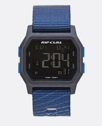 Rip Curl Atom Webbing Digital Watch in Navy