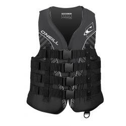 O'Neill Superlite Impact Vest / Bouyancy Aid - 2016 - Black front