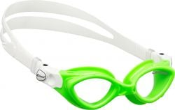 Cressi King Crab Kids Goggles - Lime