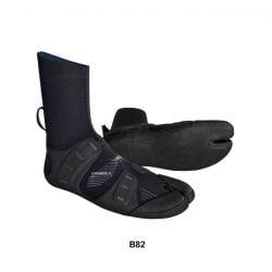 O'Neill Mutant 3mm Split Toe Wetsuit Boots 2019