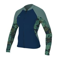 O'Neill Bahia 1mm Wetsuit Jacket For Women 2019