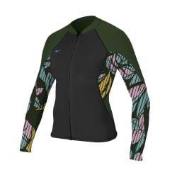O'Neill Bahia 1mm Women's Wetsuit Jacket