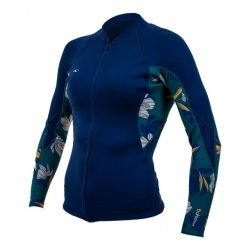O'neill Bahia 1mm Wetsuit Jacket For Women