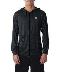 Rip Curl Surflite Hooded Front Zip Sun Shirt 2019