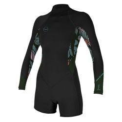 O'Neill Bahia 2/1 long sleeve shorty wetsuit